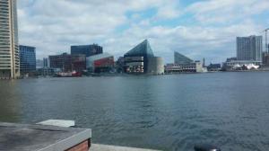 The Inner Harbor.