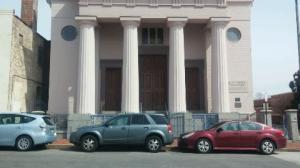 Lloyd Street Synagogue, 1845.