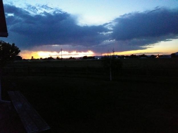 10 p.m. Bozeman Montana